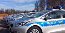 radiowozy swietokrzyskiej policji