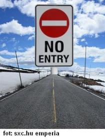 norweskie drogi zima