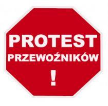 protesty przewoźników pod ambasadmi