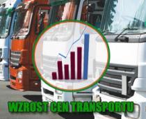 transport market monitor wzrost cen transportu