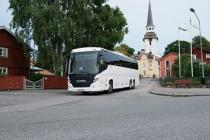 targi busworld kortrijk scania