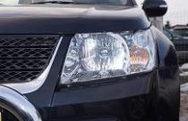 lampy kontrola w samochodzie żarówki