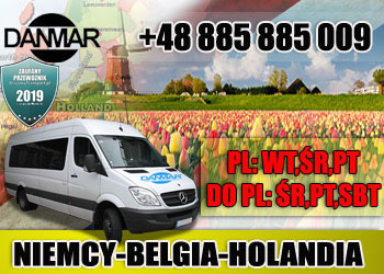busy holandia polska lubelskie