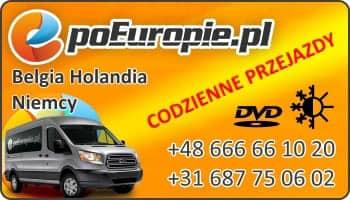 PoEuropie przewozy miedzynarodowe
