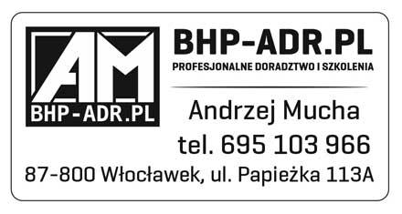 Doradztwo ADR BHP Andrzej Mucha