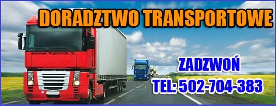 Doradztwo transportowe Wtulich Konrad