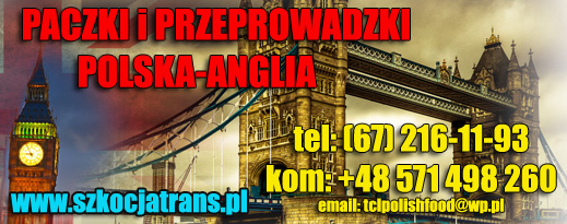 bus szkocja polska