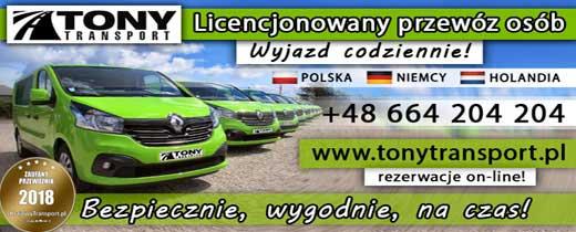 wyjazdy holandia gorzow wielkopolski
