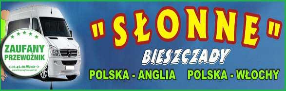 busy do anglii z Jarosławia