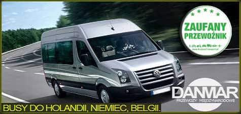 bus z hrubieszowa do belgii biały dan mar firmy