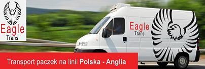 Przewozy paczek do Londynu z Wałbrzycha