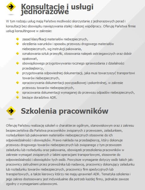 zasady konsultacji adr w wagrowcu