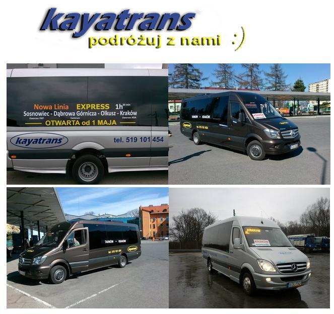 flota busów przewozowych kayatrans kordaszewski