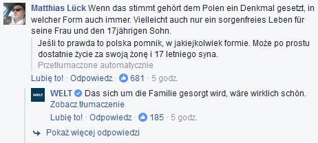 niemcy o polskim kierowcy