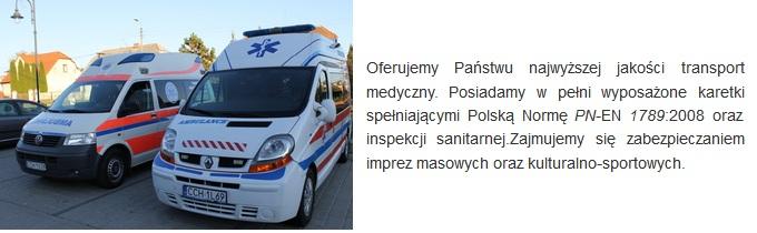 zdjecia ambulansów chełmno
