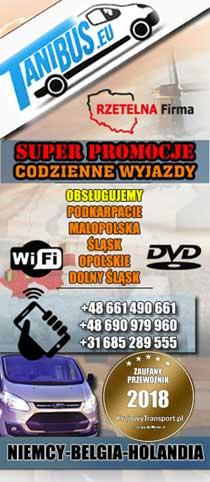 bus holandia polska