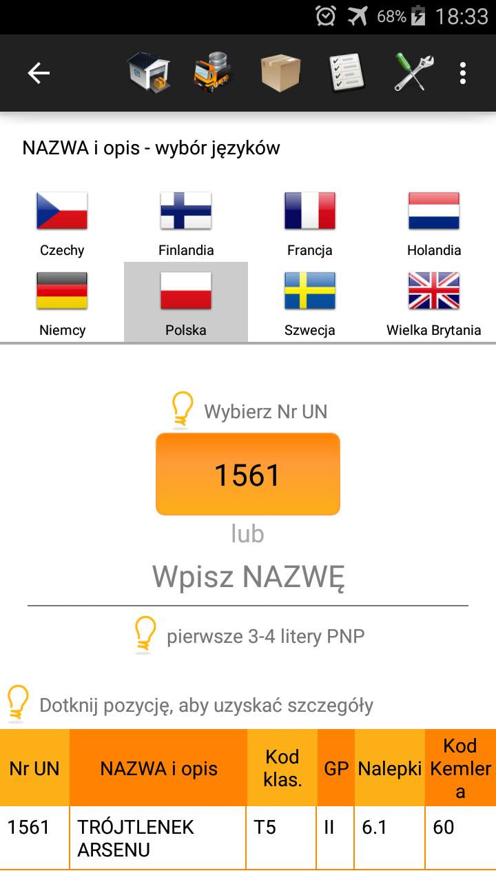 adr tool w 23 jezykach